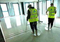 Liquid Floor Screed Bridgwater, Somerset